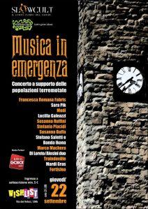 musicainemergenza
