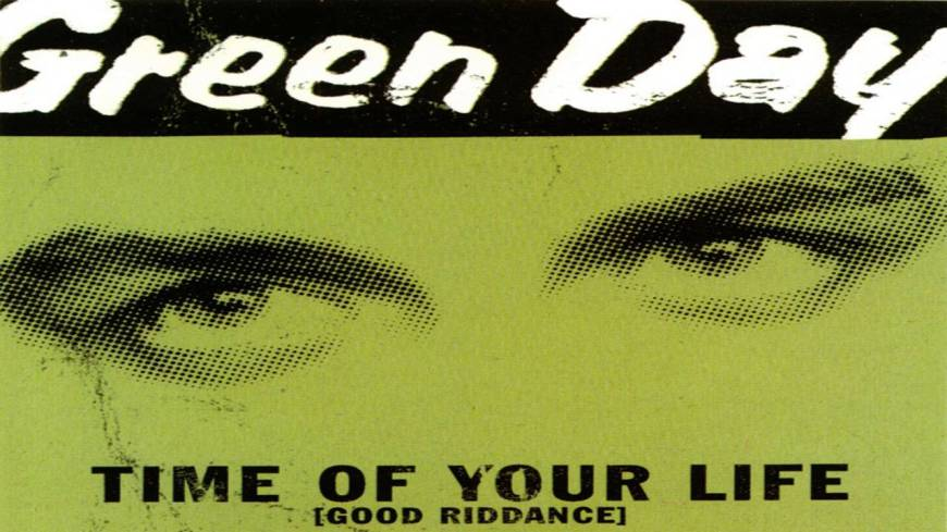 green day, time of your life, playlist, podcast, 2 qualunque