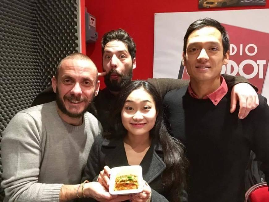 corea, podcast, radio, cultura coreana, kimchi, letteratura, vegan island