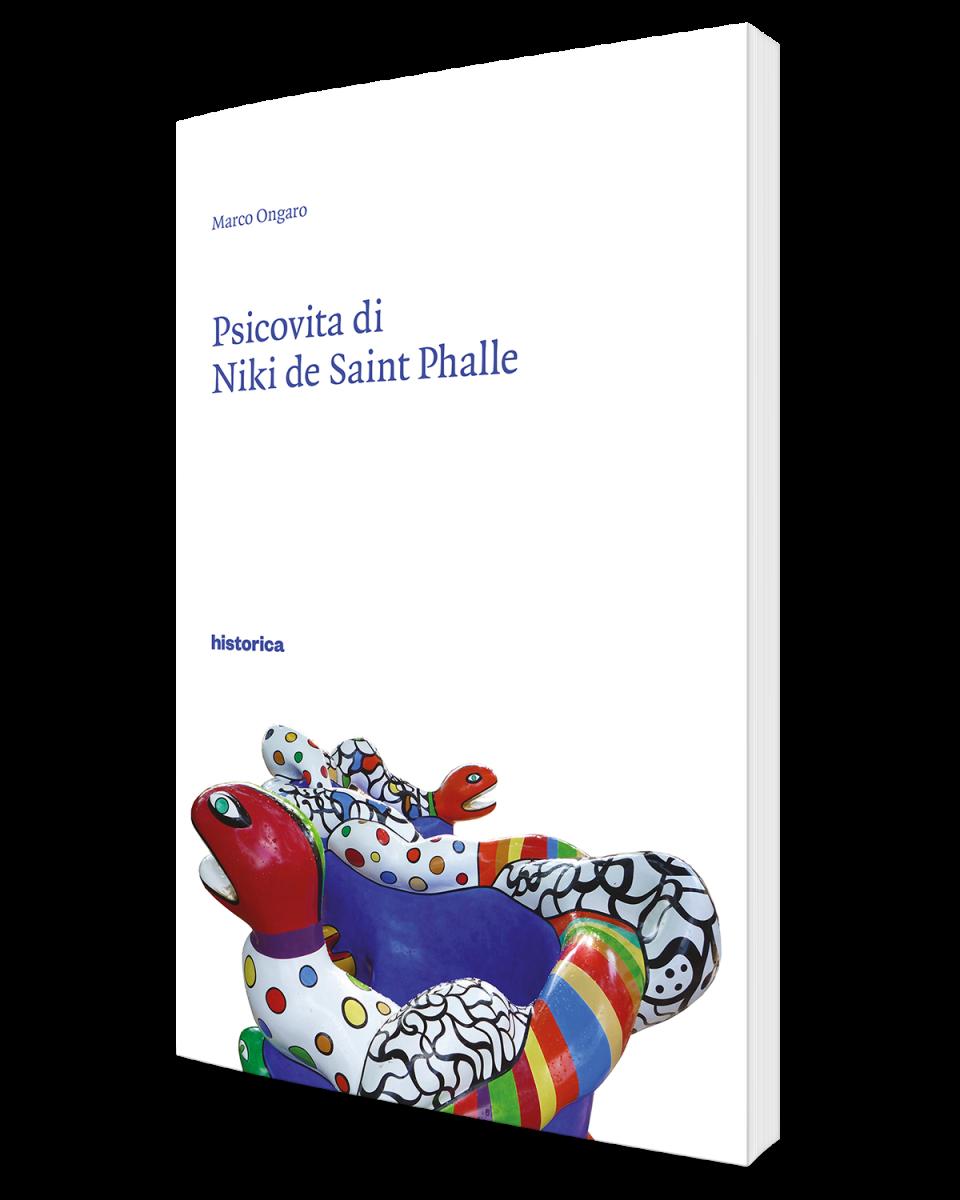 PSICOVITA DI NIKI DE SAINT PHALLE - MARCO ONGARO